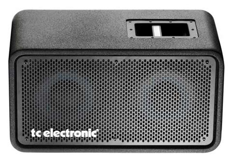 tc electronic rs210 bass cabinet tc electronic rs210 bass guitar cabinet