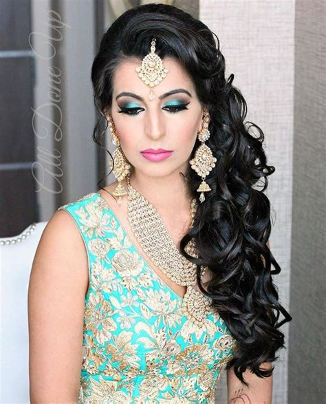 Indian Wedding Hairstyles For Thin Hair by 25 Gorgeous Indian Hairstyles Ideas On Indian