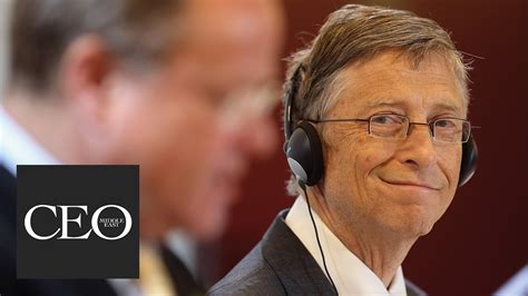 biography of bill gates youtube 7 bill gates quotes to live your life by youtube