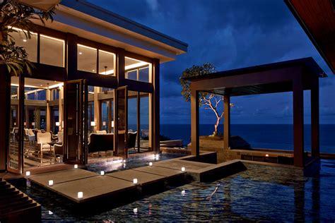 Green Dining Rooms by Japanese Restaurant Bali Ritz Carlton Hotel Bali