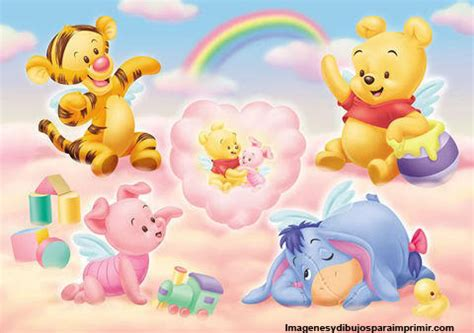 imagenes de winnie pooh bebe y sus amigos winnie the pooh bebe para imprimir