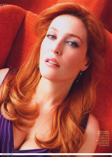 gillian hair color which hair color of gillian s is your favorite on