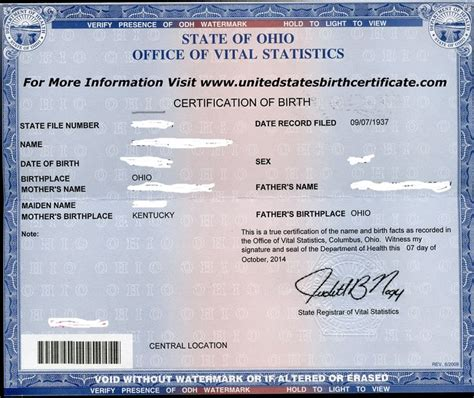 Ohio Vital Records Birth Certificate Best 25 Order Birth Certificate Ideas That You Will Like On Order