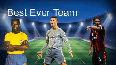best football footballs best xi