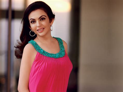 Home Decor In Mumbai Nita Ambani I Gave My Kids Rs 5 As Pocket Money Work