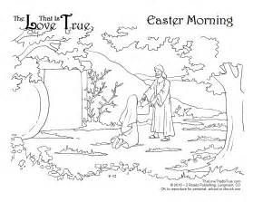 coloring pages for easter for sunday school 6 best images of printable bible crafts for easter