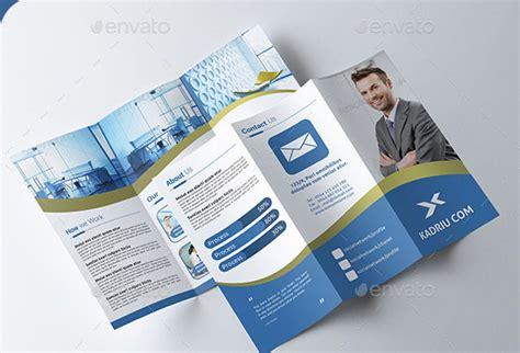 3 folded brochure template brochure psd template 3 fold toddbreda