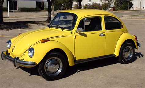 volkswagen bug yellow saturn yellow 1973 beetle paint cross reference