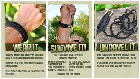 what are paracord survival bracelets what are practical uses of paracord survival bracelets