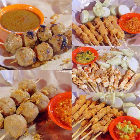 tempat makan sate taichan   hits pedesnya nampol