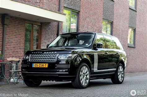 land rover autobiography land rover range rover autobiography 2013 14 may 2017