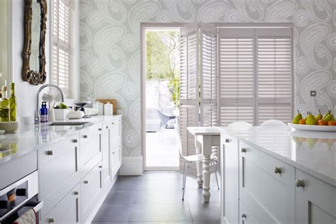 Wallpaper In Kitchen Ideas Kitchen Paper Kitchen Designs Shabby Chic Wallpaper