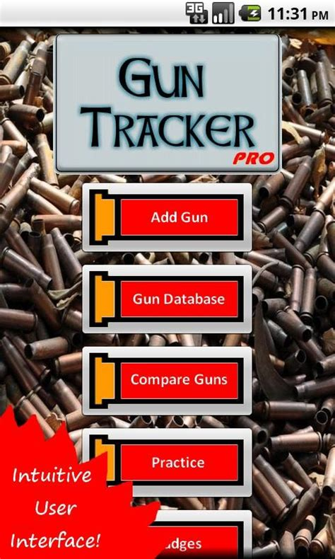 Gun Tracker gun tracker pro android apps on play