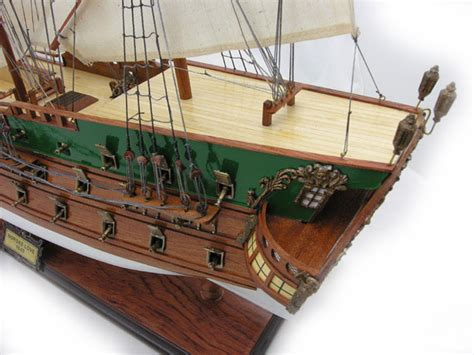 Lion Decor Home Norske Love Norwegian Frigate Ship Model 1765 38in