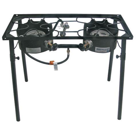Camp chef outdoor cooker ii double burner stove