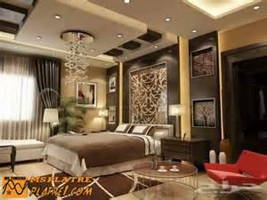 chambre mariage decoration platre plafond