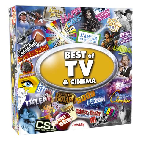 best of best of tv et cin 233 ma lansay