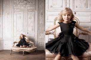 Trends baby dior this is how young girls rock a little black dress
