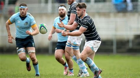mark rowley limerick ulster bank league results round up irish rugby