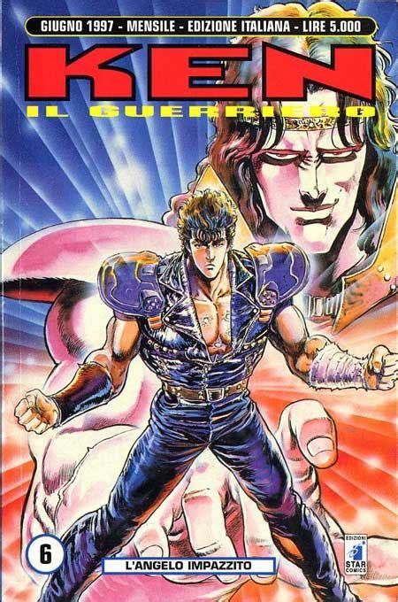 testo ken il guerriero comics ken il guerriero 6 ken il guerriero 6