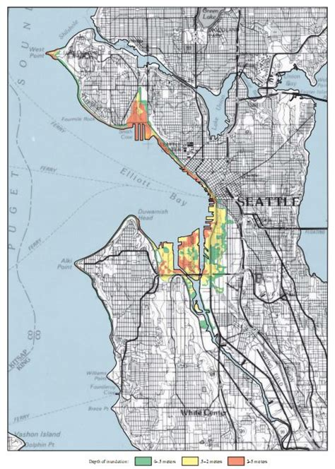 seattle liquefaction map why i don t like the seattle tunnel 2resilience s