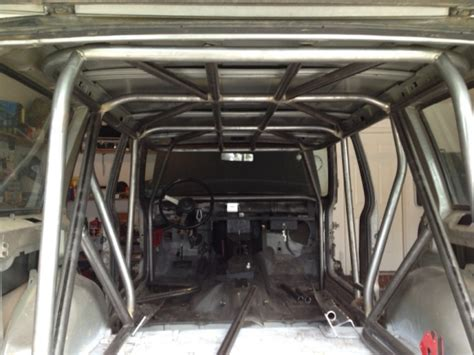 Jeep Xj Roll Cage Roll Cage For My 91 Jeep Forum