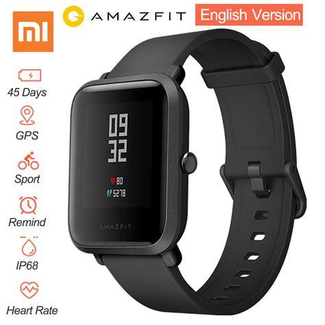 Xiaomi Amazfit Bip Bit Youth Pace Lite Metal 20mm Black dispozitive purtabile in rom 226 n艫 este simplu s艫 cump艫ra陋i