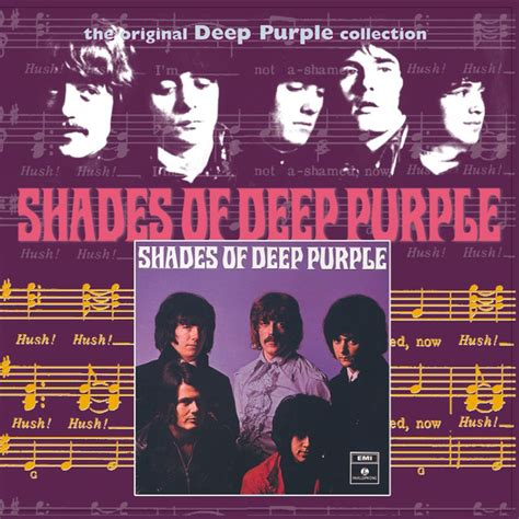 shades of deep purple hush a song by deep purple on spotify