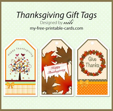 printable gift tags for thanksgiving thanksgiving printables