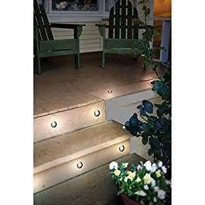 Low Voltage Outdoor Deck Lighting Kits Low Voltage Led Deck Light Kit 6 Pack Patio Deck Lights Patio Lawn Garden