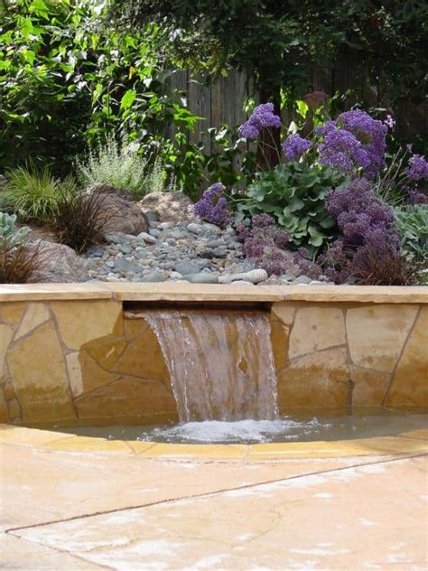 waterfall patio gardencrafters