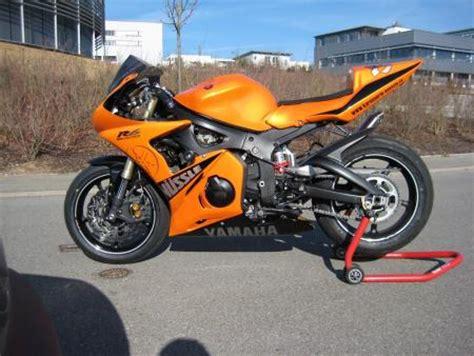 Motorrad Verkleidung Neu Lackieren by Vorschlag Lackierung R6 Rj05 Lambo Orange Schwarz R6