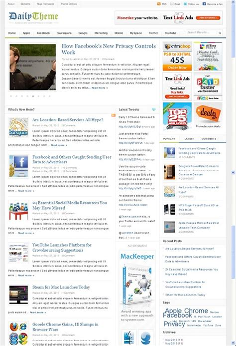 theme junkie newspaper download theme junkie daily wordpress theme 50 discount promotion