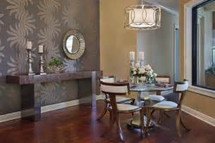 Wallpaper For Dining Room Ideas Choosing The Ideal Accent Wall Color For Your Dining Room