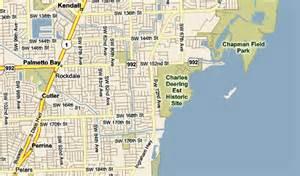 map of palmetto bay florida palmetto bay fl