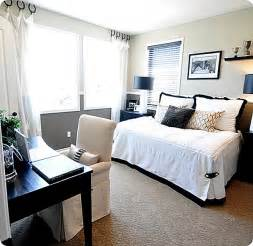Guest Bedroom Office Combo Ideas Guest Room Decorating Ideas For A Dual Purpose Space