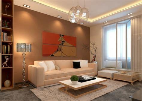 Wohnzimmer Luster by Quelques Id 233 Es Brillantes Avec Un Luminaire Suspendu