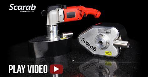 Floor & Countertop Grinding & Polishing Machine   Scarab