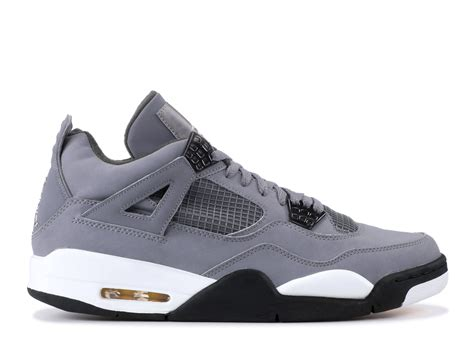 Air 4 Cool Grey Review by Air 4 Retro Quot Cool Grey Quot Air 308497 001 Cool Grey Charcoal Varsity Maize