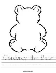 corduroy coloring pages corduroy the worksheet twisty noodle