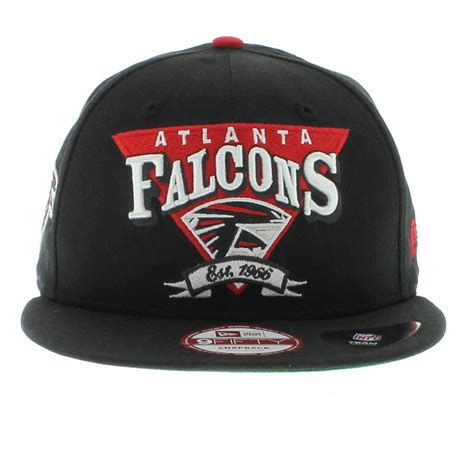 atlanta falcons colors atlanta falcons the team angle snapback team colors by