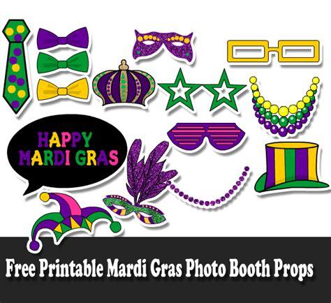 printable mardi gras photo booth props 700 free printable photo booth props