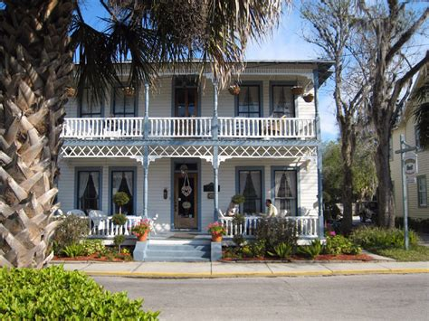 carriage way bed breakfast 9 best bed breakfasts in st augustine florida tripstodiscover com