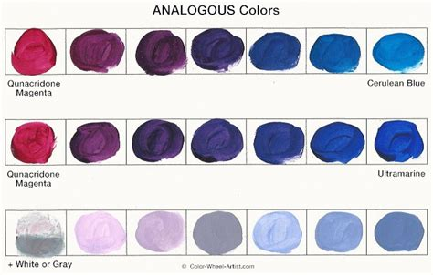 analogous colors effortlessly create sophisticated harmony color wheel artist