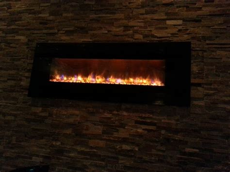 the review mentioned digital fireplace i was fascinated by