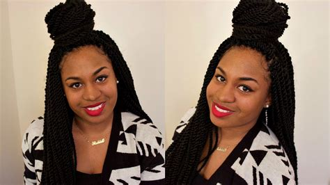 where can i learn to do senegalese hair twist in chicago il crochet senegalese twist 3 styles youtube