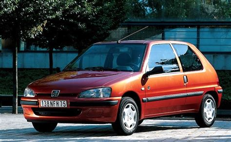 peugeot best selling car 106 best selling cars
