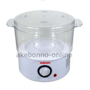 peralatan dapur akebonno steamer cooker md1