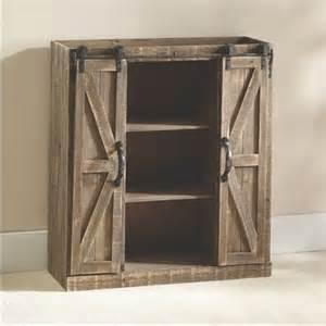 barn door cabinet from through the country door nw747188