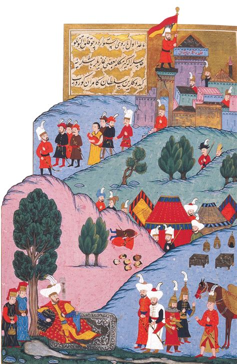 ottoman persian wars freak out reorient middle eastern arts and culture